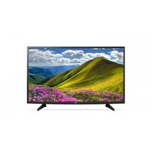Телевизор LG 49LJ510V, черный